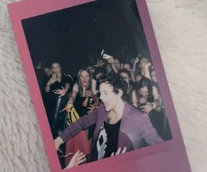 Harry Styles, style, and polaroid image
