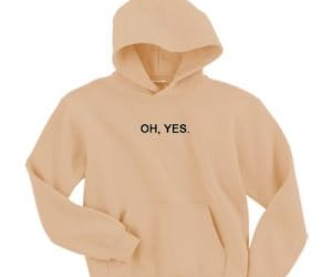 oh yes sweater and hoodie image
