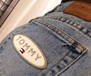 jeans, tommy hilfiger, and tommy image