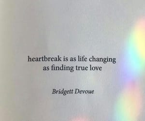 love, heartbreak, and life image