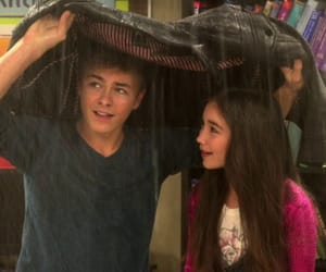 girl meets world, rucas, and riley matthews image