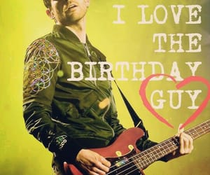coldplay, happy birthday, and 40th image