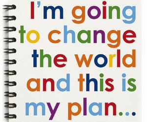 change and world image