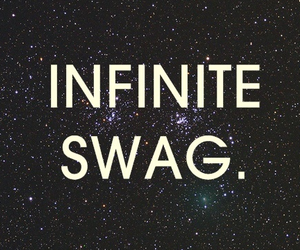 swag, infinite, and stars image