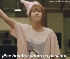 frases, gif, and serie image