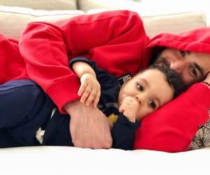 baby, ibrahim, and karim benzema image