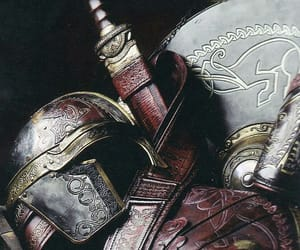 armor and war image