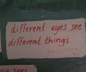 quotes, eyes, and different image