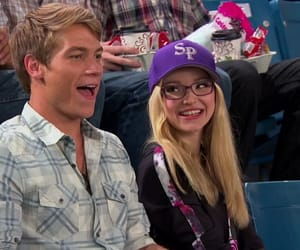 voltage, liv and maddie, and dove cameron image