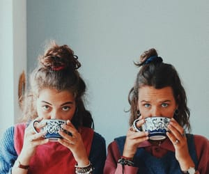 cup, teacup, and ootd image