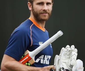 black caps, kane williamson, and cricket image