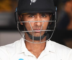 cricket, black caps, and jeet raval image