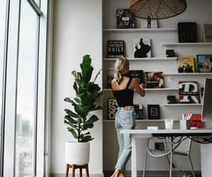 fashion, office, and study image