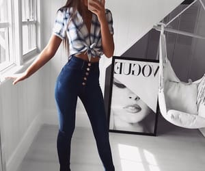 fashion inspo, style goals, and outfit goal image