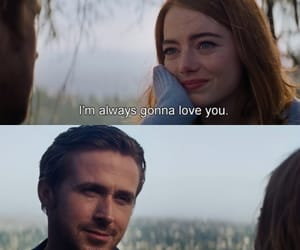 la la land, ryan gosling, and emma stone image