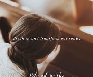 bible, praying, and Catholic image