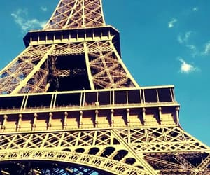 paris, love, and tour eiffel image