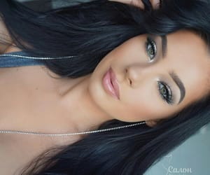 beautiful girl, cool, and fashion image