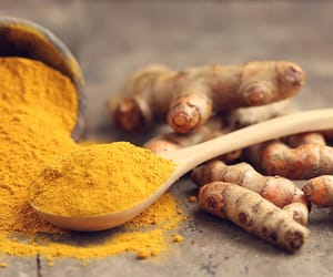turmeric and superfood image