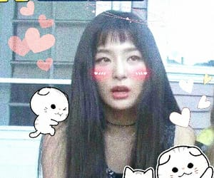aesthetic, icon, and red velvet image