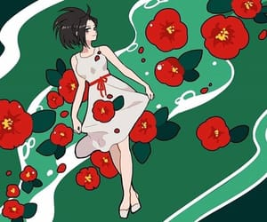 boku no hero academia, anime, and anime girl image