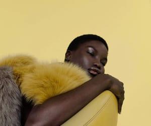 yellow and melanin image