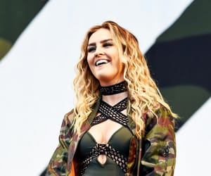 performing, jesy nelson, and little mix style image