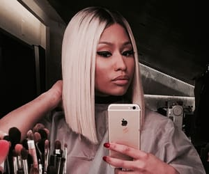 nicki minaj, iphone, and nicki image