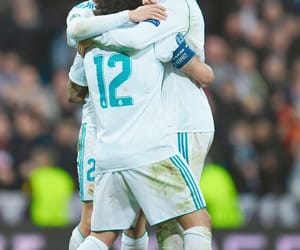 football, sport, and los blancos image