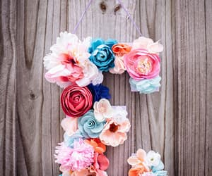 flowers, diy, and e image