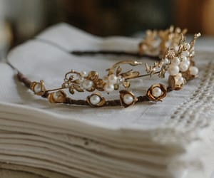 aesthetic, gold, and classy image