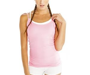 pink camisole image