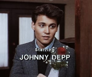 johnny depp, 90s, and boy image