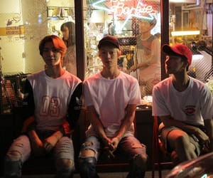 nct, ten, and doyoung image