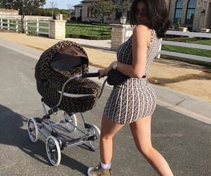baby, baby mama, and kylie jenner image