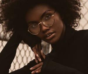 beauty and black girl image