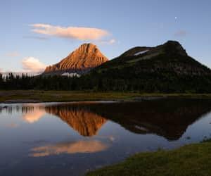 lago, montagna, and lake image