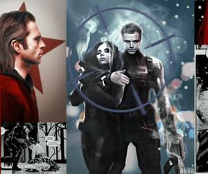 black widow, header, and Marvel image