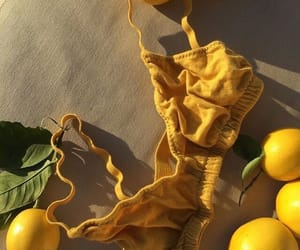 yellow, indie, and lemons image