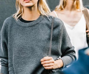 fashion, street style, and mfw image