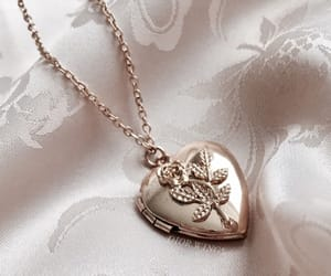 aesthetic, locket, and photography image