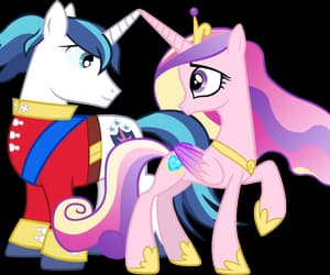 my little pony, love, and vector image