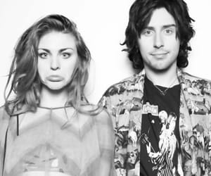 frances bean cobain, Relationship, and love image