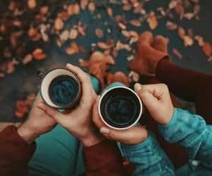 coffee, حُبْ, and قهوة image