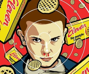 eleven, jane, and millie bobby brown image