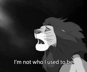 lion, lion king, and quotes image