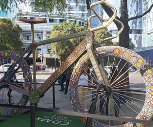 bicicleta, colores, and cdmx image