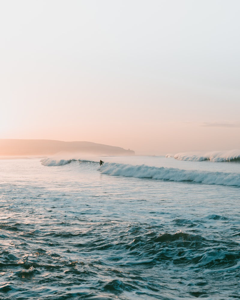 ocean, travel, and waves image