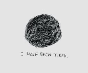 sad, tired, and keaton henson image