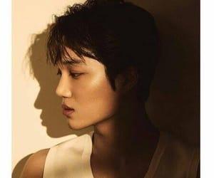 kai, exo, and kim jongin image
